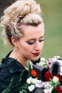 View More: http://ashleyhawkesphotography.pass.us/midnightromancenewyearswedding